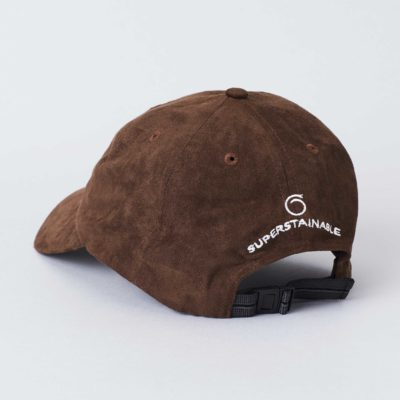 Pack shot of the back of the organic coffee Jegindø cap